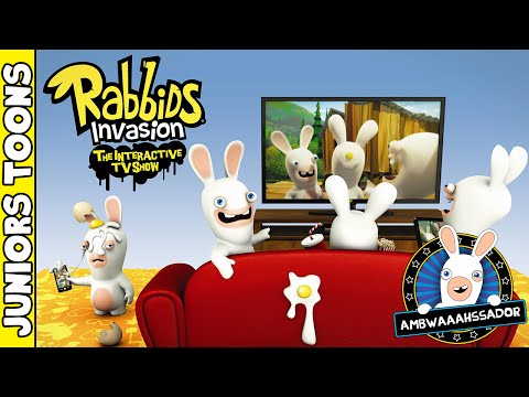 Les Lapins Cr�tins Invasion : La S�rie T�l� Interactive Xbox One