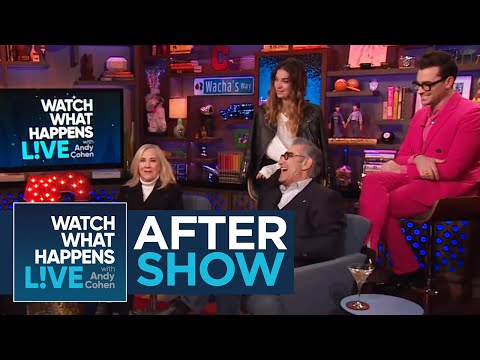 After Show: Dan Levy on Coming Out to Eugene Levy | WWHL