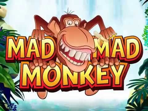 Mad Mad Monkey Slot is Adventure with Super Feature and Bonus Free Spins