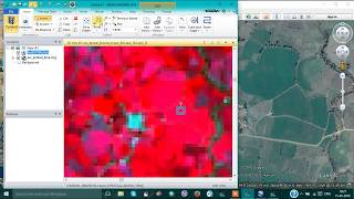 Download Lagu Supervised Landsat Image classification on ERDAS 2014 via google earth. Mp3