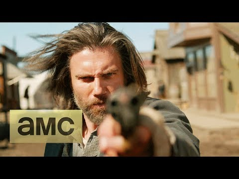 Hell on Wheels Season 4 (Promo 'Vision')