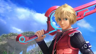 Shulk reveal with a bit of Melee Fox