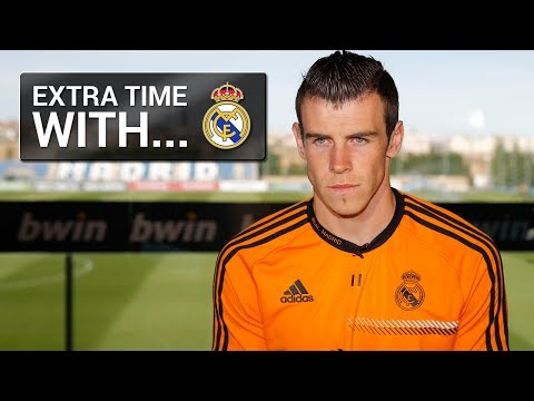Gareth Bale on life at Real Madrid