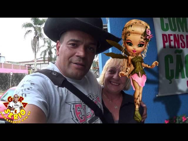 Repórter Favela Locutor de Rodeio x Maria Alice do Conselho Tutelar
