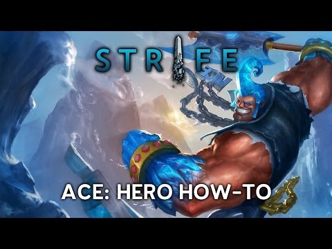 Ace: Hero How-To