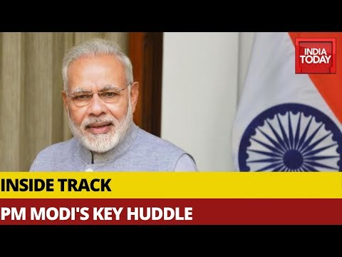 Inside Track Of PM Modi's Key Huddle With Opposition Leaders To Fight Covid19