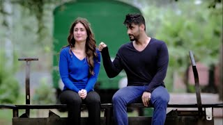ji hazoori is a new song of (ki and ka) movie of hope production.kareena kapoor and arjun kapoor is a role actors.this song is sung by arijit singh.record by T series.