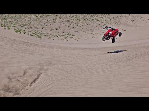 Buckshot X2R 1300HP Sandrail Meets the Idaho Dunes