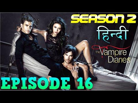 The Vampire Diaries Season 2 Episode 16  Explained Hindi  वैम्पायर डायरीज स्टोरी   WITCH DEATH PLAN