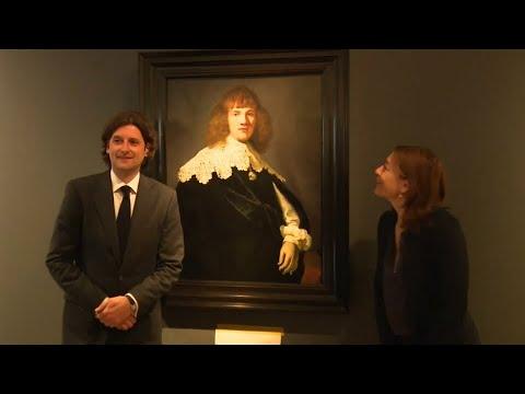 Rembrandt van Rijn: Bisher unbekanntes Kunstwerk - Ku ...