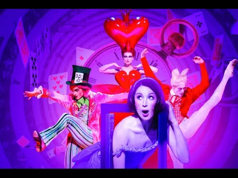 Alice's Adventures in Wonderland trailer (The Royal Ballet)