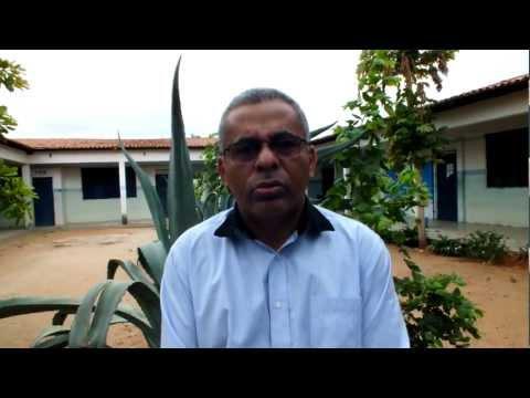 Palavra de Agradecimento Pr. Gilvan Barbosa @ ESCAMF.2 2012.2 em em Jati