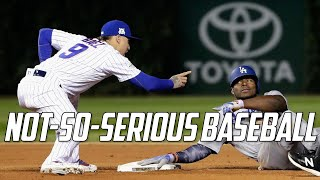 Video MLB | Not-So-Serious Baseball | Part 3 MP3, 3GP, MP4, WEBM, AVI, FLV Juli 2019