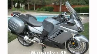 8. motosheets - 2005 Kawasaki Concours Base Specification and Review