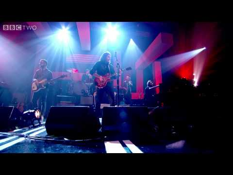 VIDEO: THE WAR ON DRUGS - Red Eyes - Later... with Jools Holland