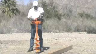 Lewis Multi Drill with Earth Auger