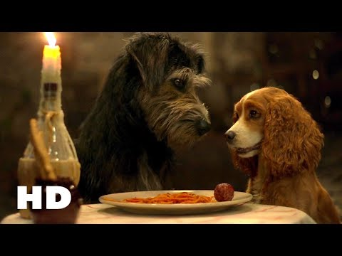 LADY AND THE TRAMP Trailer (2019) Disney+