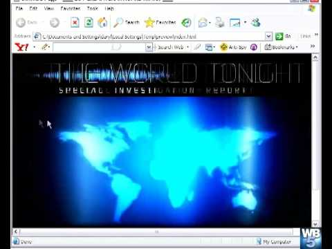 ADDINGFLASH in Webuilder 5