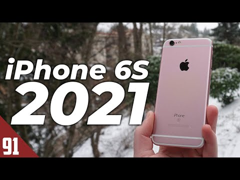 Using the iPhone 6S in 2021 - Review