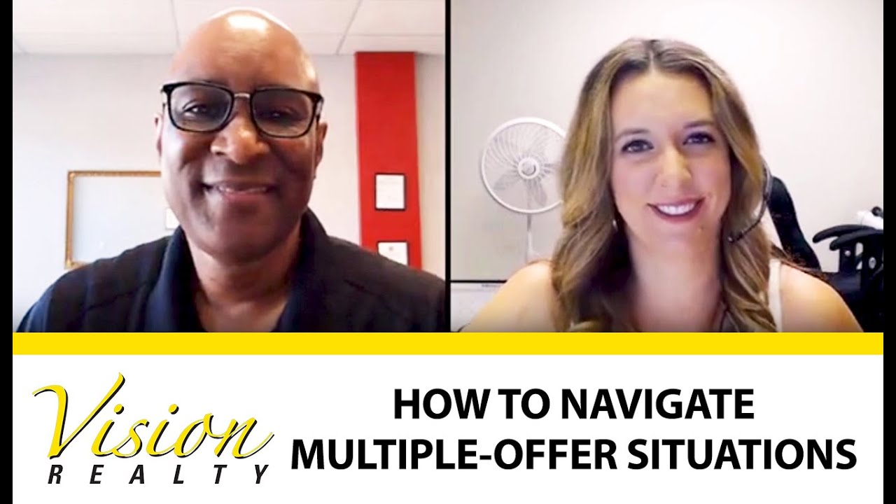 How to Navigate Multiple-Offer Situations