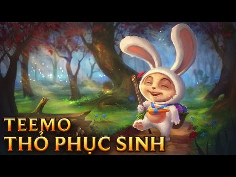 Teemo Thỏ Phục Sinh