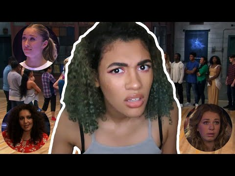 REACTING TO THE FINALE OF THE NEXT STEP SEASON 7