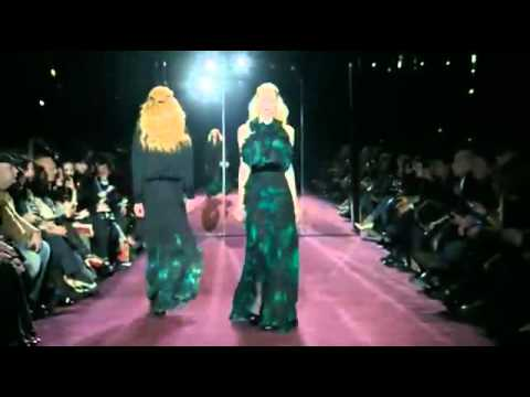 Gucci Fall Winter 2012 2013 Full Fashion Show Exclusive
