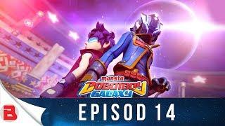 BoBoiBoy Galaxy EP14 | Captain Kaizo
