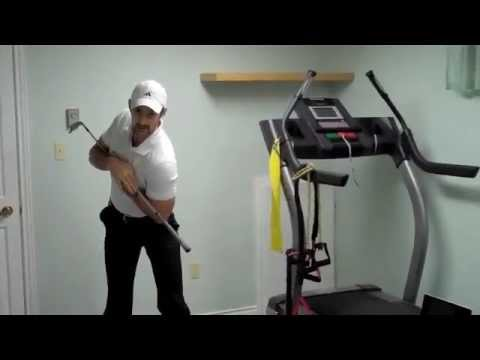 More Power For Golf – Hip Rotation Exercises Will Increase Swing Speed