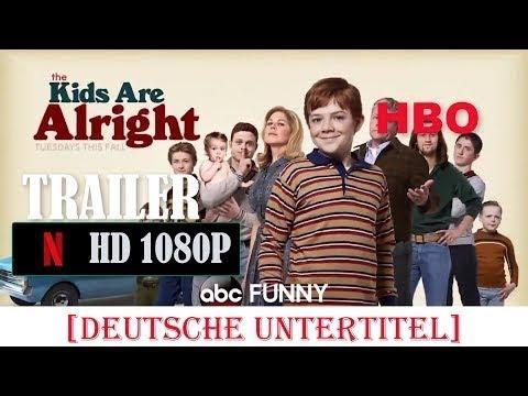 [Deutsche Untertitel] THE KIDS ARE ALRIGHT Official Promo Trailer (HD1080p) ABC Comedy Series