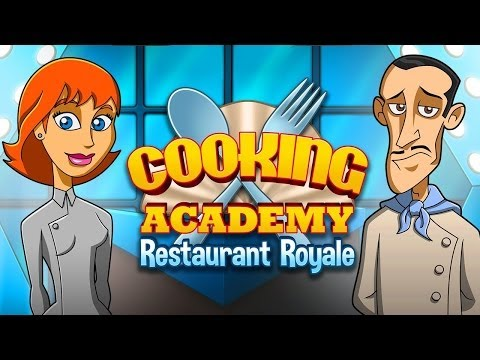 Cooking Academy: Restaurant Royale Gameplay
