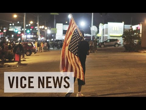 Ferguson - Highlights from VICE News Live Coverage 8%2F18%2F2014