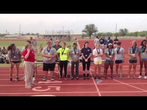 2014 Women's ASC Track and Field Awards