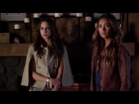 Pretty little liars- 4x15 The truth about the cradle robber