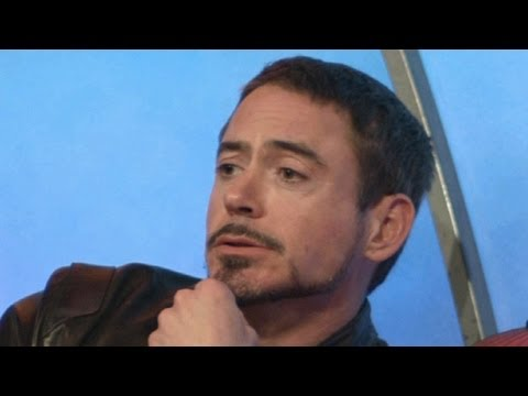 Frazer Smith - Robert Downey, Jr. Interview