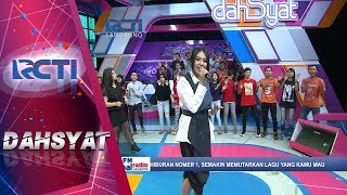 Video DAHSYAT - Cantik Dan Suara Emas Via Vallen Sayang [26 OKTOBER 2017] MP3, 3GP, MP4, WEBM, AVI, FLV Januari 2018