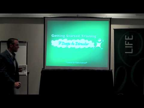 Visalus Advanced Training Freddy Melero Part 1 of 5