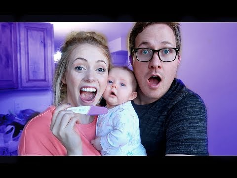 SHOCKING PREGNANCY TEST RESULTS!