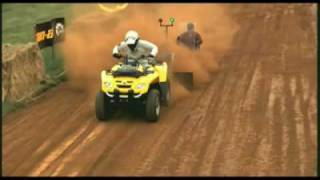 9. Can-Am ATV Facts - Reliability: Can-Am ATV offers a 3-year limited warranty