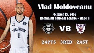 2016.10.15 Vlad Moldoveanu vs. BCM U Pitesti