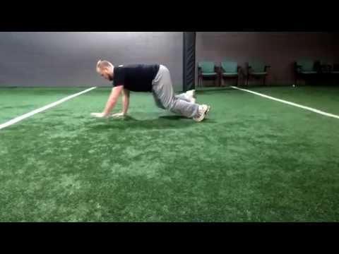 【体幹部の強化】機能性・安定性を高める!「ベアクロール」
