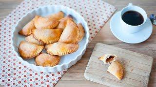 Cómo hacer empanadas de cajeta