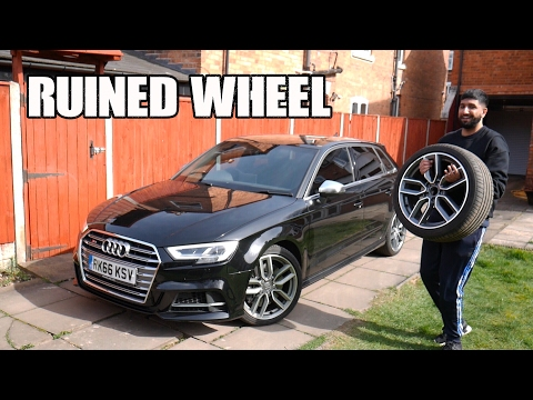 I had to buy ANOTHER wheel for my Audi S3