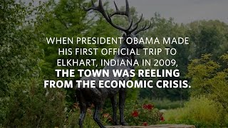 Elkhart (IN) United States  City new picture : Elkhart: The story of America's recovery