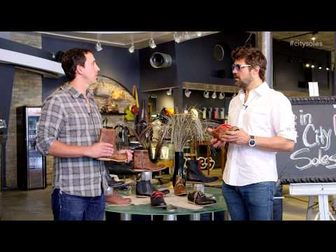 Sitrana | Footwear Designer Interview | City Soles TV