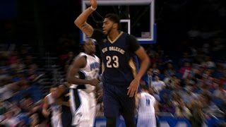 Anthony Davis Scores 33 Points in Return by NBA
