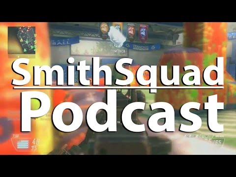 SmithSquad Podcast #14 – Self Improvement & ChanceTo Play Zombies With Me