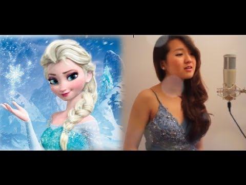 Disney's Frozen – Let it Go by Idina Menzel (Cover by Grace Lee)