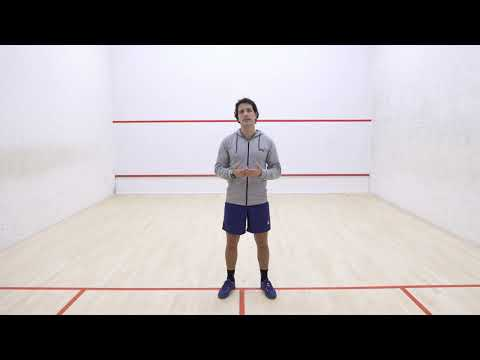 Squash tips: Wrong decisions - Refereeing with Lee Drew