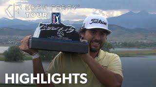 Korn Ferry Tour - TPC Colorado Resumen